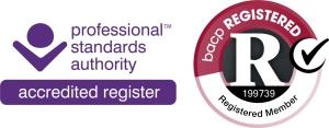 BACP registration mark